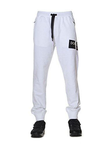 Dolce e Gabbana Men's Gy1katfu7duw0800 White Cotton - And Official Dolce Gabbana