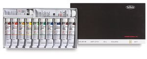 (Holbein Artist Oil Color Sets Assorted H905)