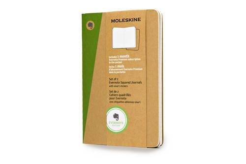 Moleskine Evernote Journal Stickers Squared