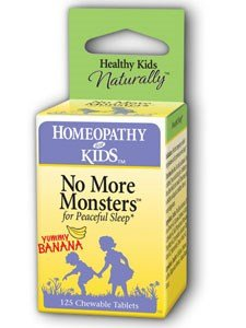 Herbs For Kids No More Monsters 125 Tab