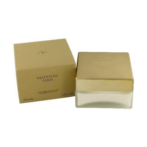 Valentino Gold Валентино крем для тела, 5-унция