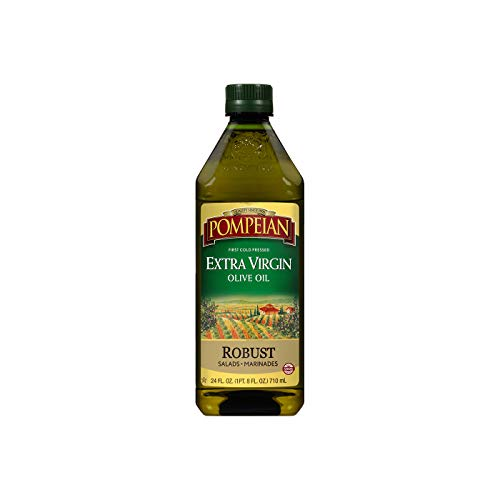 Pompeian Robust Extra Virgin Olive Oil - 24 Ounce