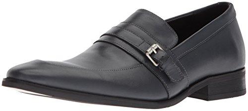 Calvin Dark Loafer Chaussures Klein Grey wqrwCTtcH