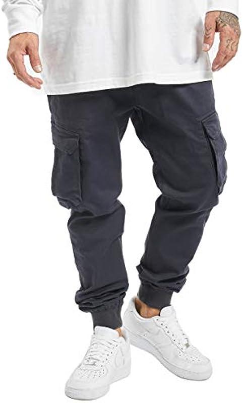 Reell Pant Reflex Rib Cargo 1121-001-01-001 spodnie typu bojÓwki - Cargo niebieski: Odzież