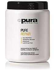PURA NOURISHING MASK DRY AND DAMAGED HAIR 1000 ML