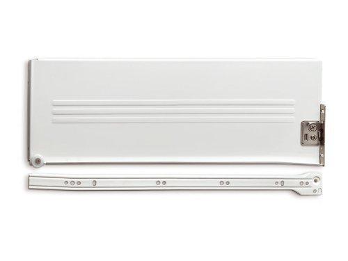 SO-TECH® Drawer system Metal Box H: 118 / L: 450 mm White Drawer Box SOTECH
