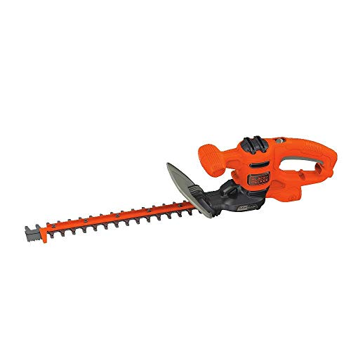 BLACK+DECKER BEHTS125 Hedge Trimmer (Renewed)
