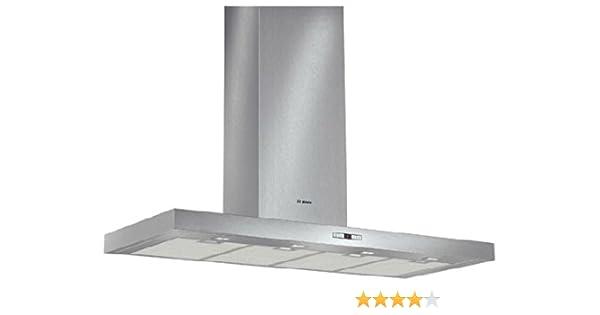 Bosch DWB128E51 - Campana (Montado en pared, Canalizado/Recirculación, A, LED, Acero inoxidable, Acero inoxidable): 815.66: Amazon.es: Grandes electrodomésticos