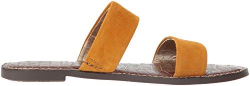 Sandals Open Women's Toe Yellow Sam Edelman Gala UXFfqxHAWn