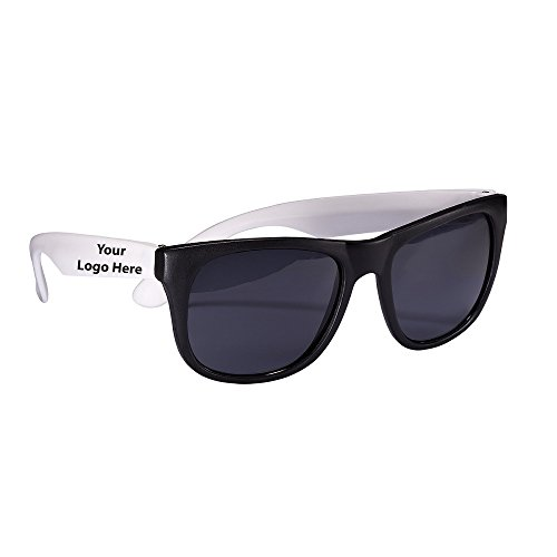 Matte Fashion Sunglasses - 150 Quantity - $1.25 Each - PROMOTIONAL PRODUCT / BULK / Branded with YOUR LOGO / - Sunglasses A Logo