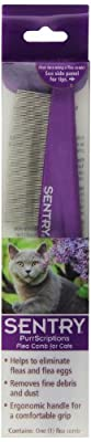 SENTRY Flea Comb for Cats from Sergeants - Pet Specialty Division