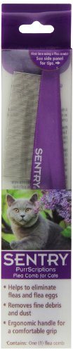 SENTRY Flea Comb for Cats