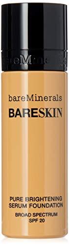 bareMinerals Pure Serum Foundation, Bare Nude, 1 Fl Oz (Bare Minerals Organic)