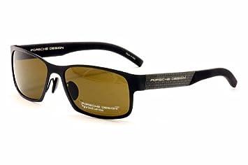 Porsche Design P8550 P8550 - Gafas de Sol, Color Negro Mate ...