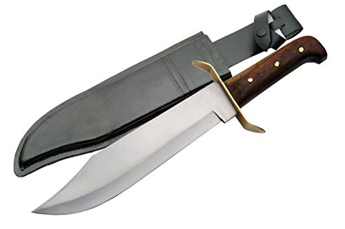 SZCO Supplies 202858-CS Carbon Steel Bowie Knife