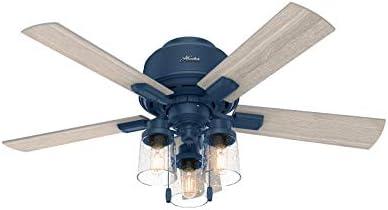 Hunter Hartland Low Profile Indoor Ceiling Fan