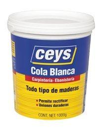 Cola Blanca 1 l. - un litro - bote de 1000 ml. - Garantía ...
