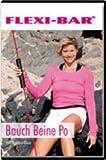 Flexi-Bar Flexi Bar Bauch Beine Po Trainingsprogr. DVD