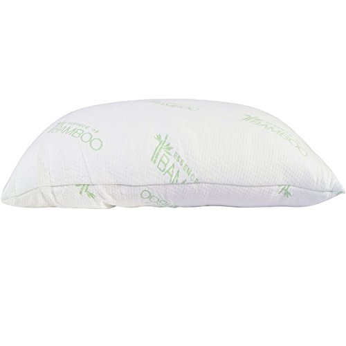 essence of bamboo derived rayon pillow platinum edition