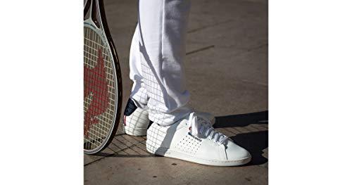 Blue Optical Sneaker Uomo Le Sport Coq White Courtset Baianco Sportif dress 70RFwqUx