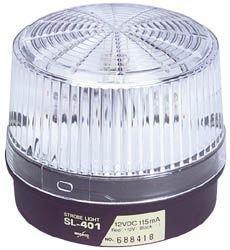 Amseco - Potter SL-401C 12VDC Strobe Clear Lens