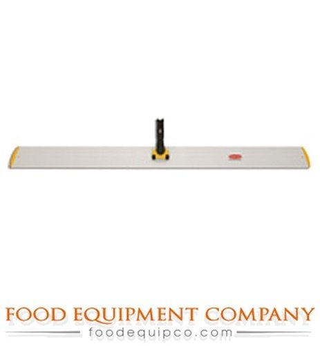 L00 Flat Mop, wet/dry Hygen Quick Connect Squeegee Frame 48 (Quick Connect Squeegee Frame)