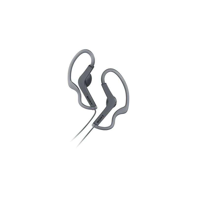 Sony MDR-AS210/B Sport In-ear Headphones