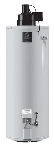 Gas Water State Heater (State Residential Dv/Pv Gas Select 50 Gal 40000 Btu Water Heater - GS6 50 YBVI S)