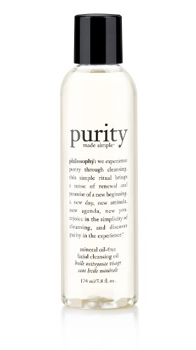 Philosophy Purity Cleansing Oil, 5.8 Ounces