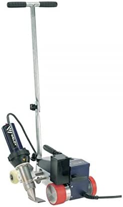 SigntigerGentle AC220V automática Roofing Potente aire caliente Soldador con la boquilla de 40 mm Soldadura (techador RW3400): Amazon.es: Bricolaje y herramientas