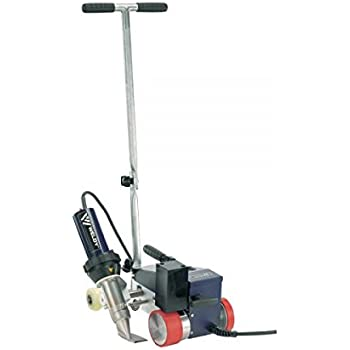 WELDY AC220V Roofer RW3400 Automatic Roofing Hot Air Welder with 40mm Overlap Nozzle