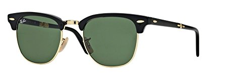 Ray Ban Clubmaster Folding 2176 - Ban For Ray Buy Sunglasses New Lenses