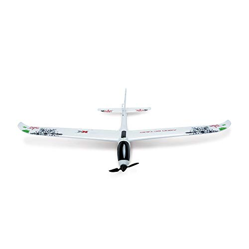 raillery WL XK-A800 EPO 5CH Glider Wingspan, Auvem Fixed Wing 780mm Remote Control Airplane Flying Toy Drone, 3D/6G switchable System by raillery (Image #1)