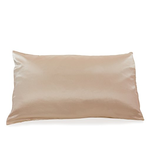Fishers Finery 25mm Mulberry Queen Pillowcase Taupe