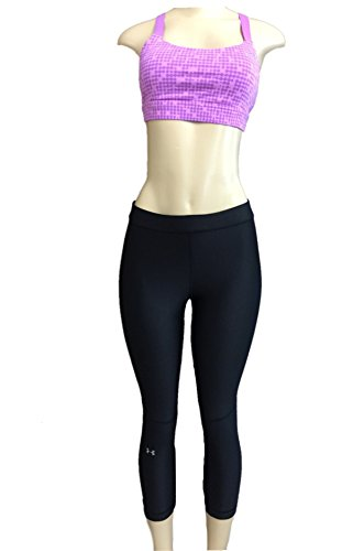 Under armour HeatGear Armour Women's Capris 1294374 black