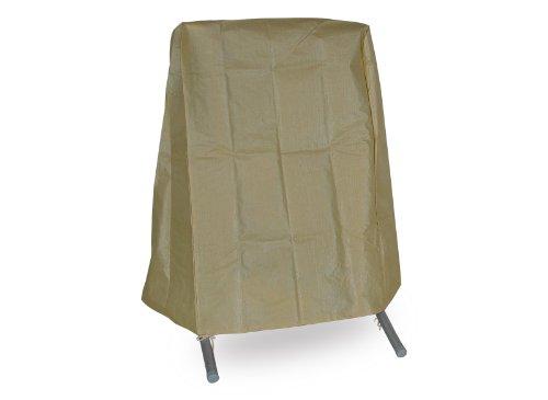 Angerer Schutzhülle für Hollywoodschaukel Spitzdach, Beige, 1-Sitzer