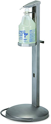 Best Sanitizers MD10012 EZ Step Portable Foot Activated Dispenser for Hand Sanitizer by Best Sanitizers Inc