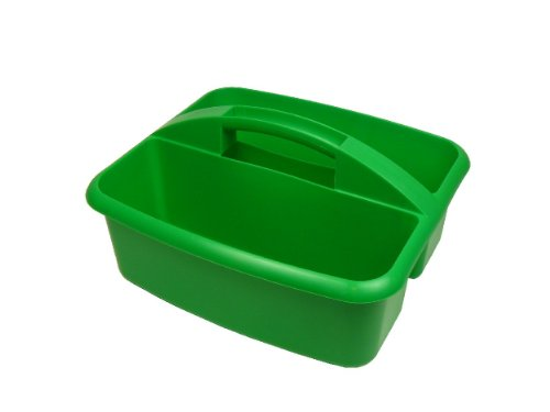 Romanoff Large Utility Caddy, Green from Romanoff Products Inc
