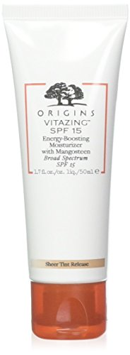 Origins VitaZing(TM) SPF 15 Energy-Boosting Moisturizer with Mangosteen 1.7 - 15 Moisturizer With Spf Tinted