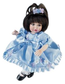 Infant Marie Osmond Doll - Marie Osmond Baby Lisa Tiny Tot Doll