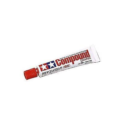 Tamiya TAM87068 Polishing Compound-Coarse: Toys & Games [5Bkhe0404409]