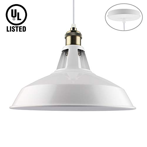 Pendant Light White in US - 5