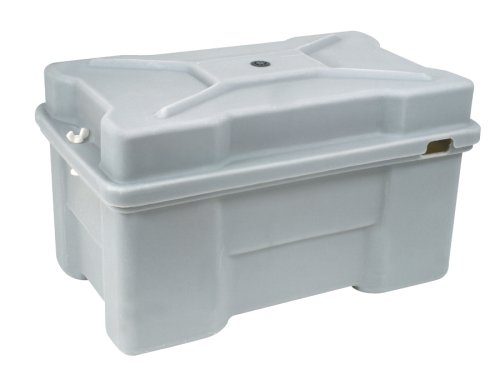 Moeller Roto-Molded Marine Battery Box (One 8D Battery, 24.56