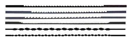 Scroll Saw Blade, Non-Pinned, PK36