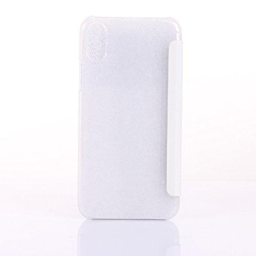 GR iPhone 8 Cover Case -PU + PC Horizontaler Flip Ledertasche mit Call Display ID, kleine Menge empfohlen, bevor iPhone 8 startet ( Size : Ip8g8016w )