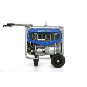 Yamaha EF7200DE, 6000 Running Watts/7200 Starting Watts, Gas Powered Portable Generator
