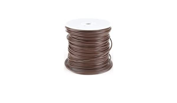 Honeywell 18//3 Thermostat Wire 18 Gauge 3 Conductor 500/'