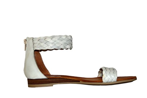 Sandalen Sandaletten aus Leder Schuhe Damen RIPA shoes - 09-09005