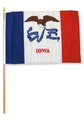 (One Dozen Iowa 12x18in Stick)