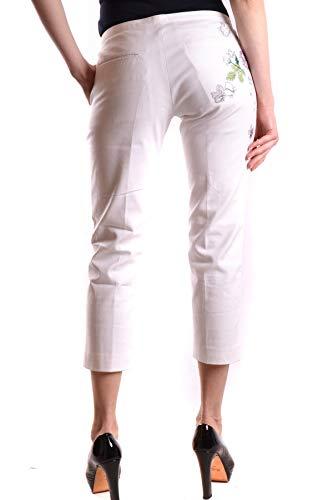 Dsquared2 Algodon Blanco Mcbi24343 Mujer Jeans wAw6Xr